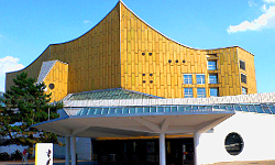 Berliner Philharmonie, Grosser Saal