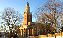 Denison University, Swasey Chapel