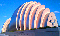 Kauffman Center for the Performing Arts, Helzberg Hall