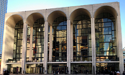 Lincoln Center, David Geffen Hall