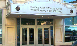 Tidewater Community College, Roper Performing Arts Center