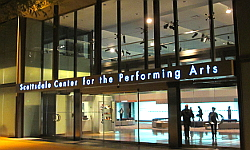 Scottsdale Center for the Performing Arts, Virginia G. Piper Theater