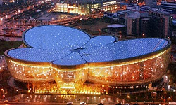 Shanghai Oriental Art Center, Concert Hall