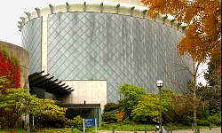 University of British Columbia, Chan Centre for the Performing Arts
